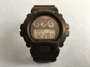 G-SHOCK GW-6900 正面