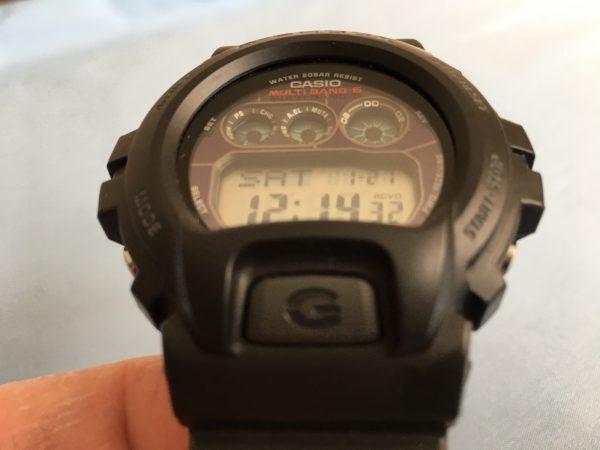 G-SHOCK GW-6900 斜め下