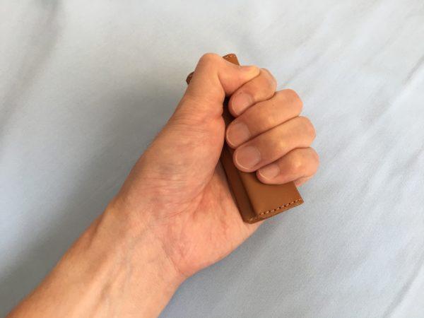小さいコインケース サイズ比較